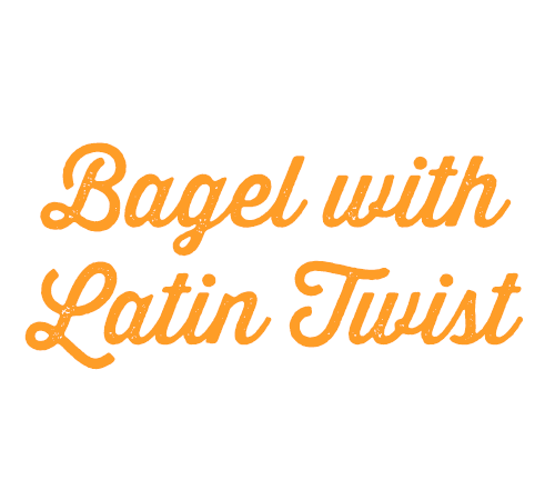 Bagel with a Latin Twist